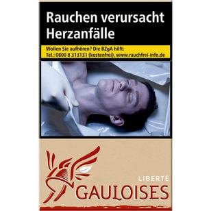 Gauloises Liberté Rot 7,20 €