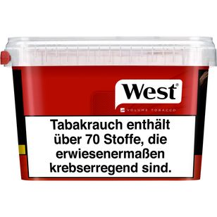 West Red Volume Tobacco 170g