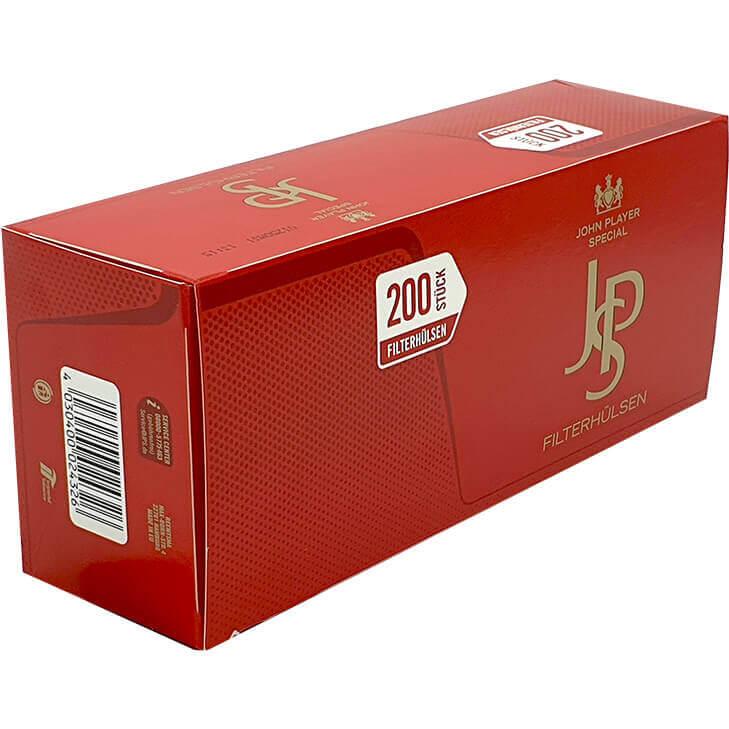 JPS Red Filterhülsen 200