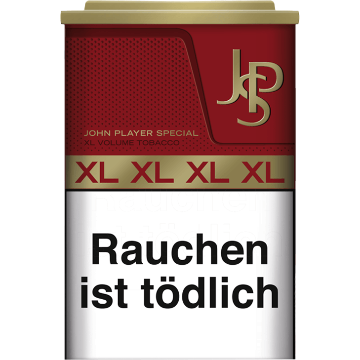 JPS Red XL Volume Tobacco 60g