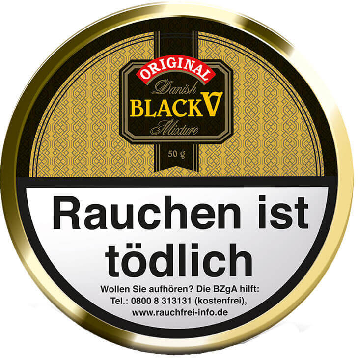 Danish Black V 50g