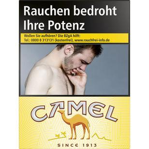Camel Yellow 8 €