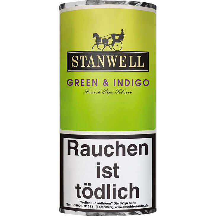 Stanwell Green & Indigo 40g