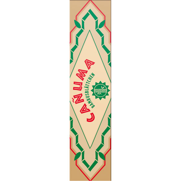 Canuma Bambusblättchen King Size 50 x 32 Blatt