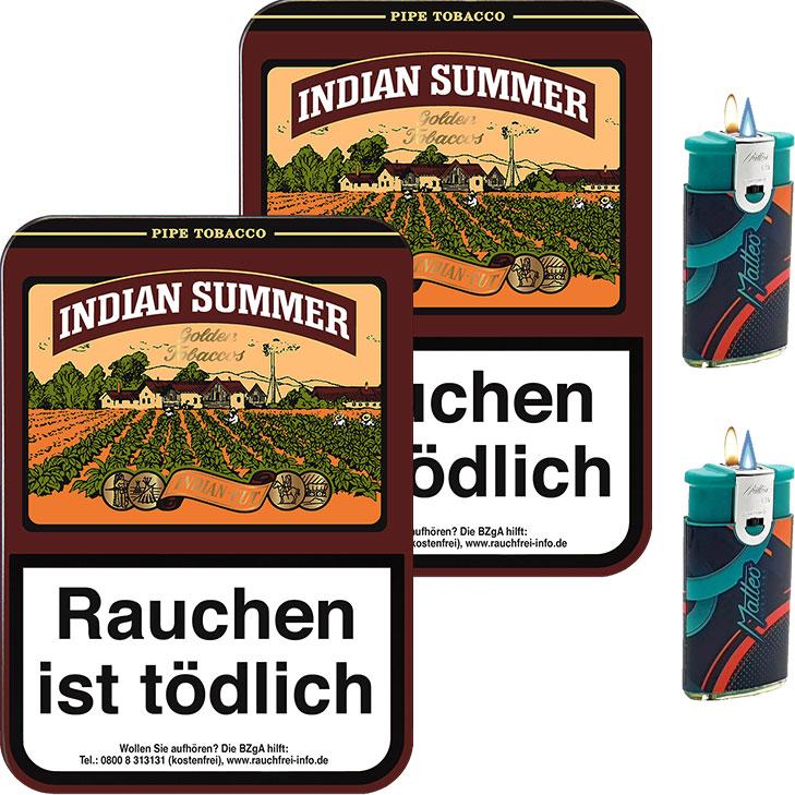 Indian Summer 2 x 100g