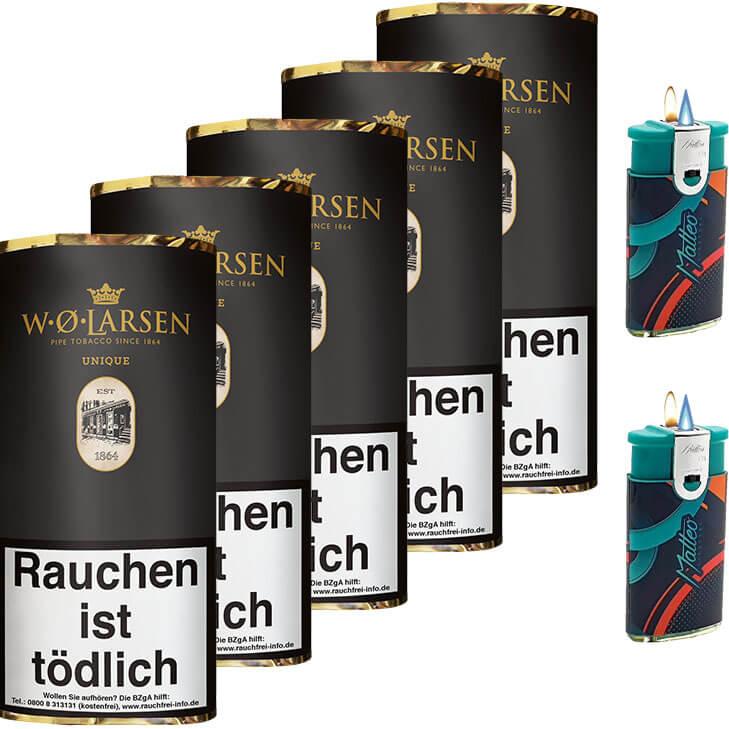 W.O. Larsen Unique 5 x 50g