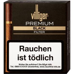 Villiger Premium Black Filter