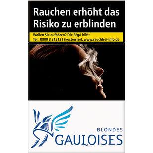 Gauloises Blondes Weiss 7,20 €