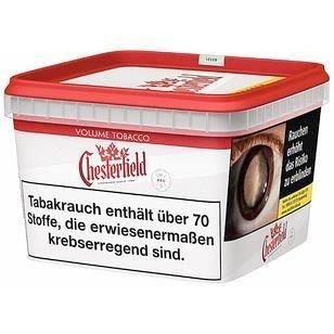 Chesterfield Red Volumentabak Mega Box 170g