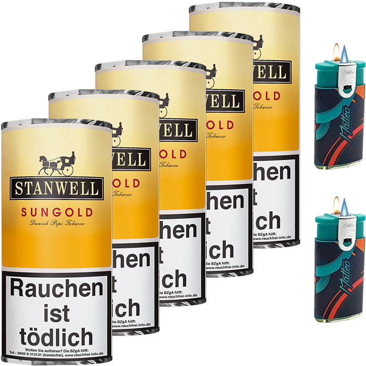 Stanwell Sungold 5 x 40g