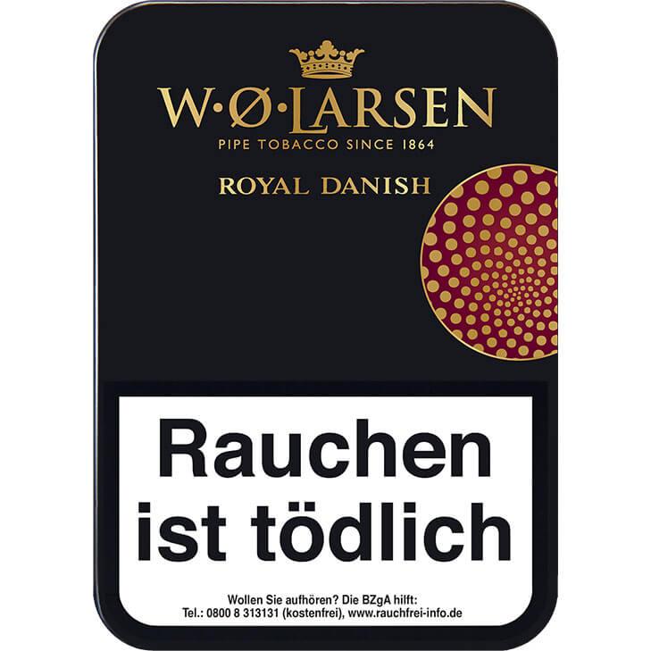 W. O. Larsen Royal Danish 100g