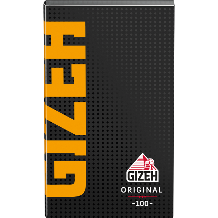 Gizeh Black Original 100 Blatt