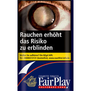 Fair Play Halfzware 30g