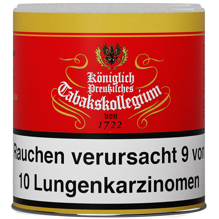 Königlich Preußisches Tabakskollegium von 1722 100g