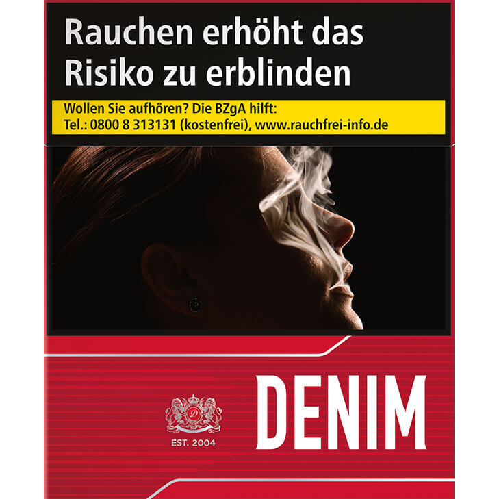 Denim Red 10,50 €