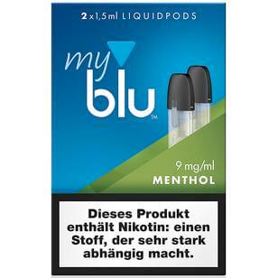 myblu Pod Menthol 09 mg/ml