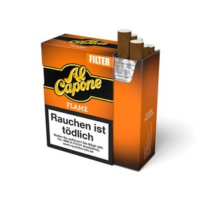 Al Capone Pockets Flame Filter