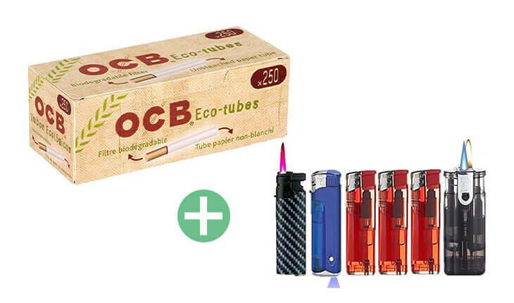 OCB Eco Tubes 20 x 250