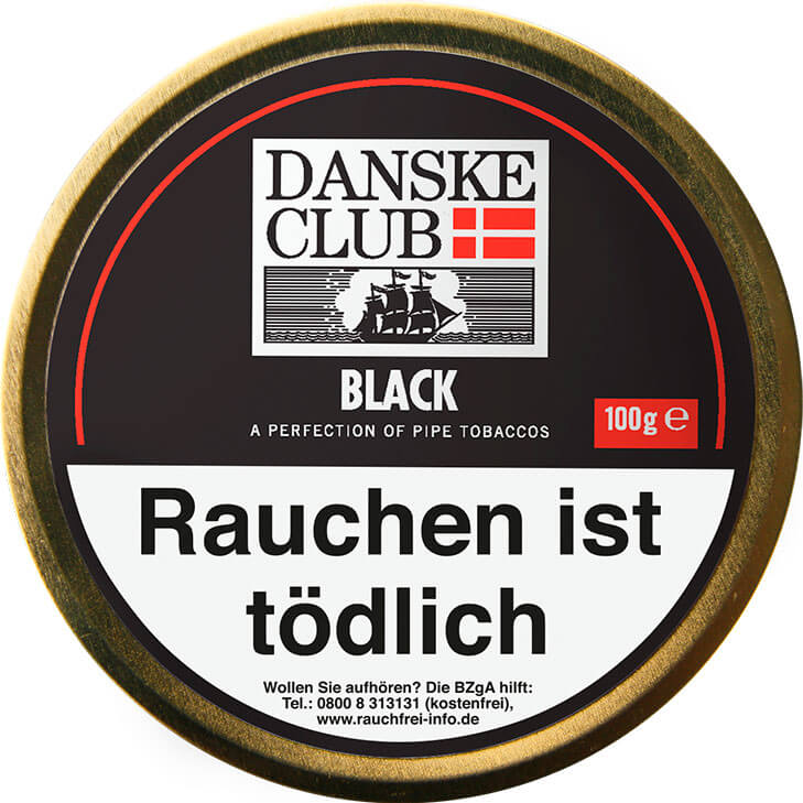 Danske Club Black 100g