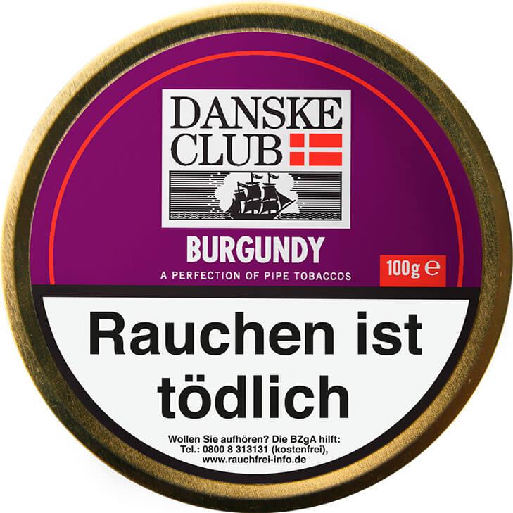 Danske Club Burgundy 100g