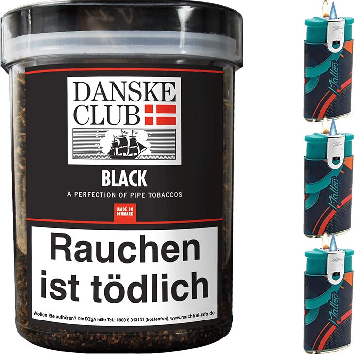 Danske Club Black 1 x 500g