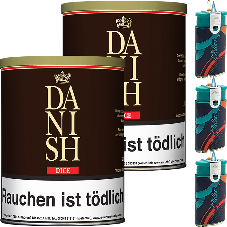 Danish Dice 2 x 200g