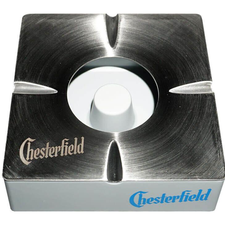 Marlboro Crafted Selection 10 x 270g mit Chesterfield Aschenbecher