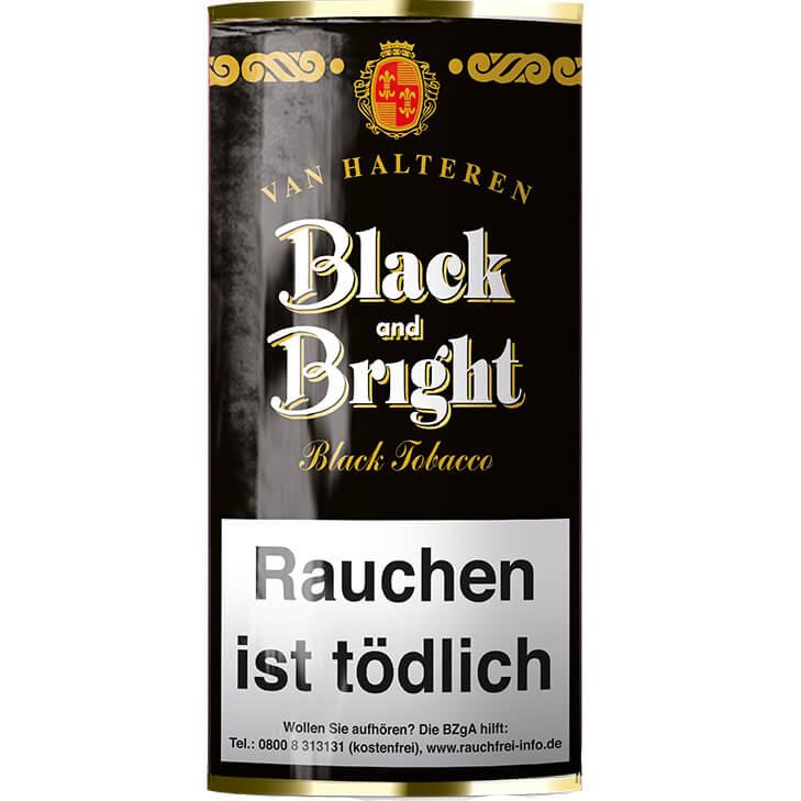 Van Halteren Black and Bright 50g