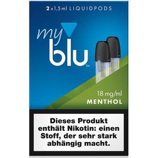 myblu Pod Menthol 18 mg/ml