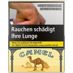Camel ohne Filter 7 €