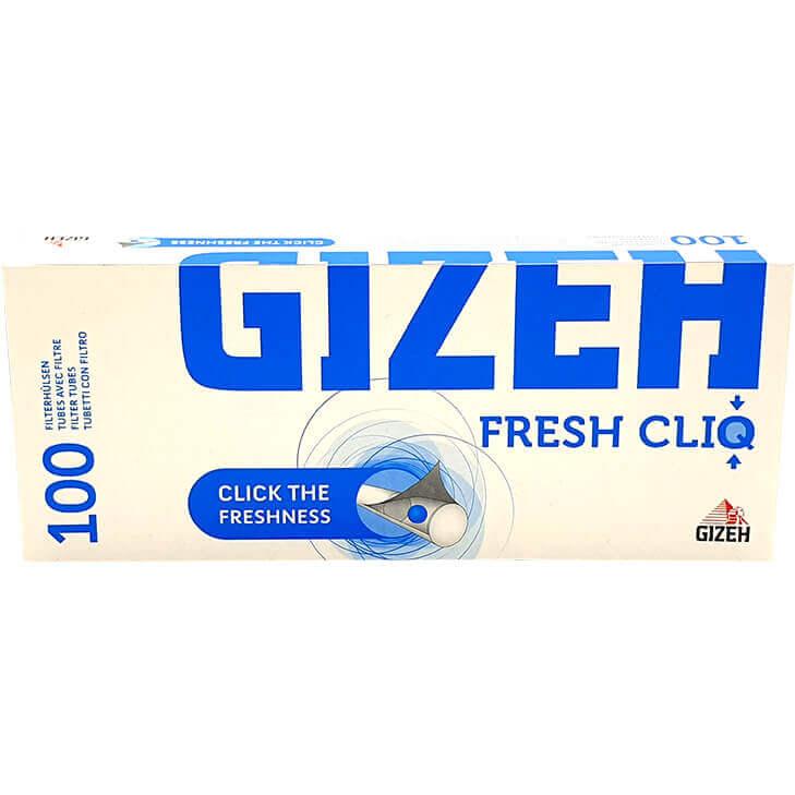 Gizeh Hülsen Fresh Cliq 100