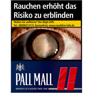 Pall Mall Red 8,40 €