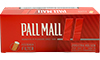 Pall mall Red Xtra