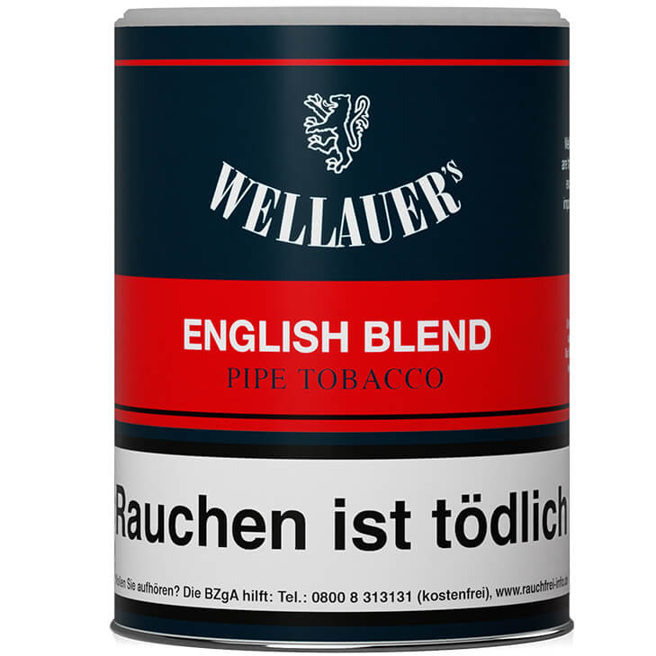 Wellauer's English Blend 200g 50g
