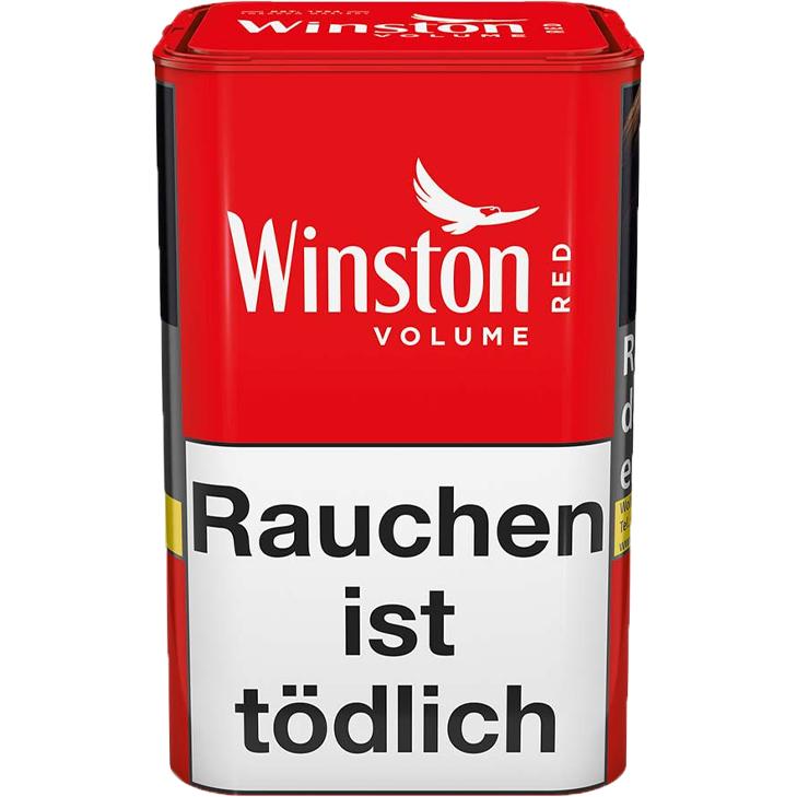 Winston Volume Red 105g