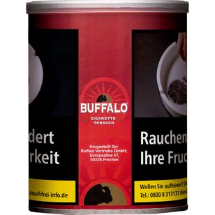 Buffalo Cigarette Tobacco Red 150g