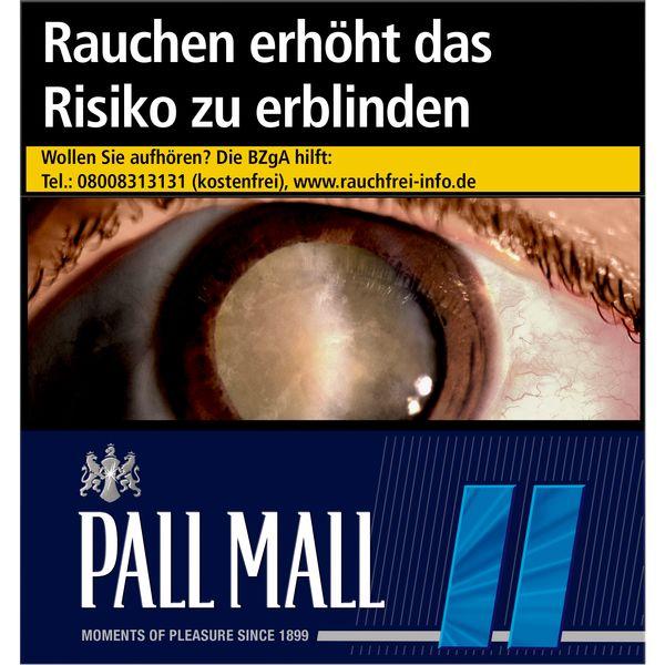 Pall Mall Blue 14 €