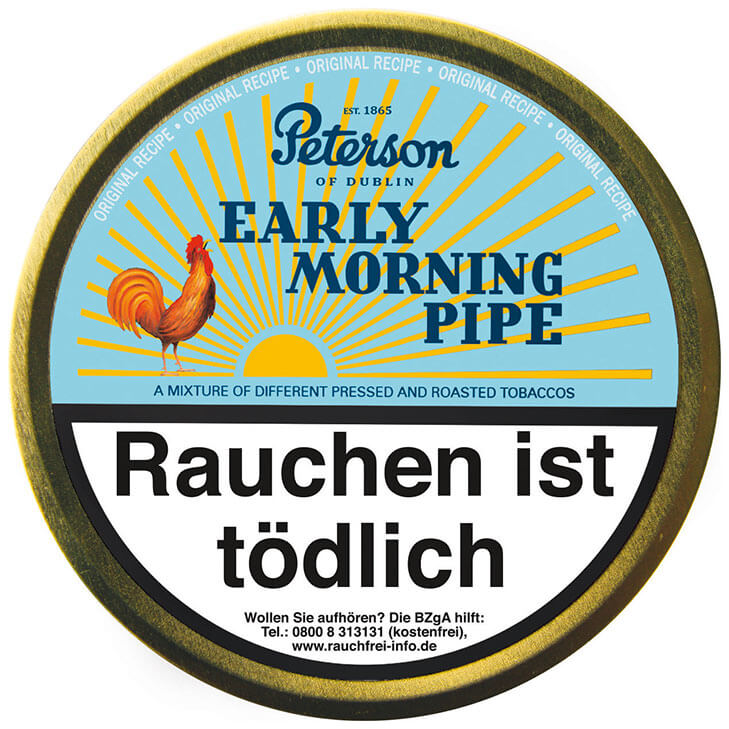 Peterson Early Morning Pipe 3 x 50g