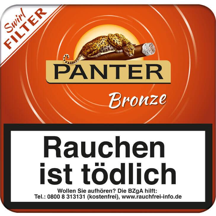 Panter Bronze Swirl Filter 20er
