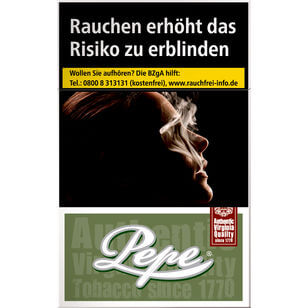 Pepe Rich Green 6,50 €