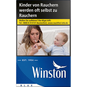 Winston Blue 6,60 €