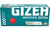 Gizeh Menthol Special Filterhülsen
