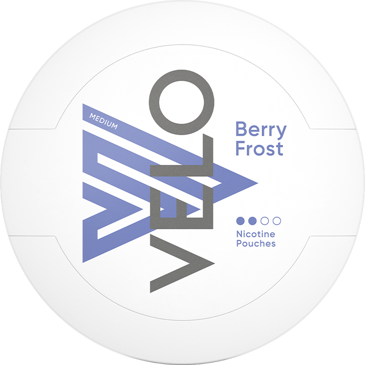 VELO Berry Frost Medium