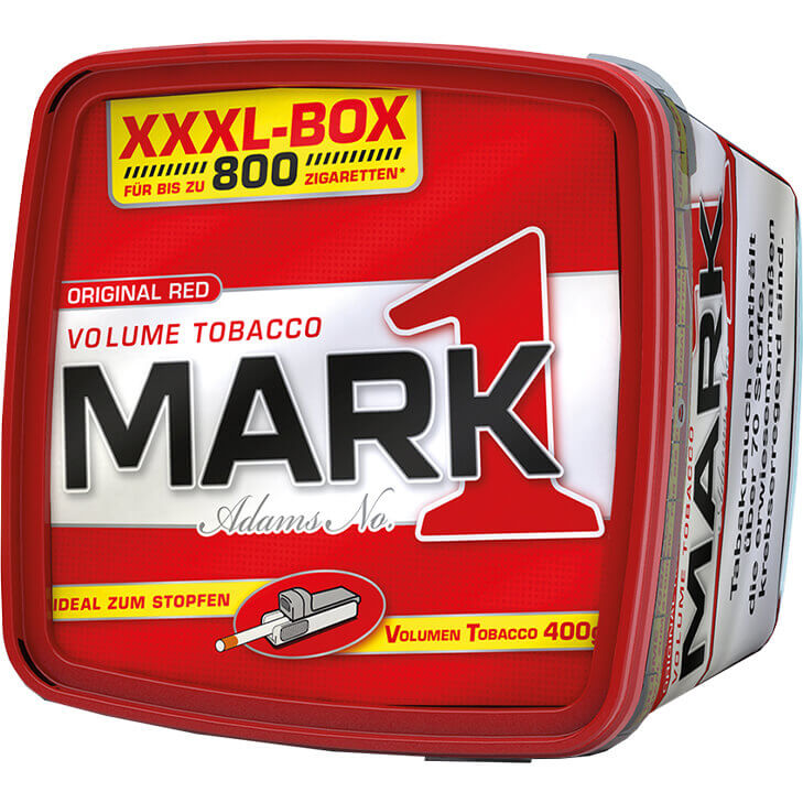 Mark 1 Volumentabak XXXL Box 400g