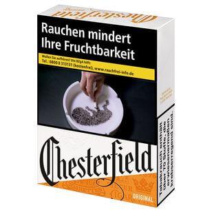 Chesterfield Original 7 €