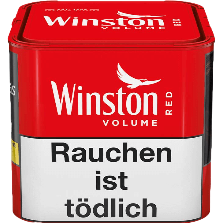 Winston Volume Red 45g