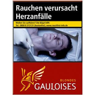 Gauloises Blondes Rot 9 €
