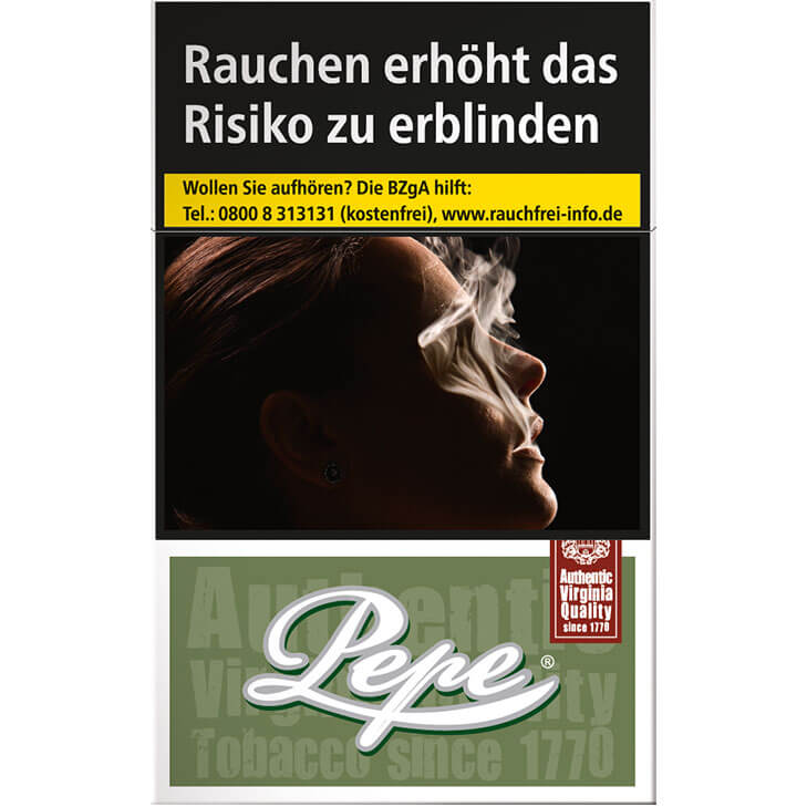 Pepe Rich Green 6,50 €