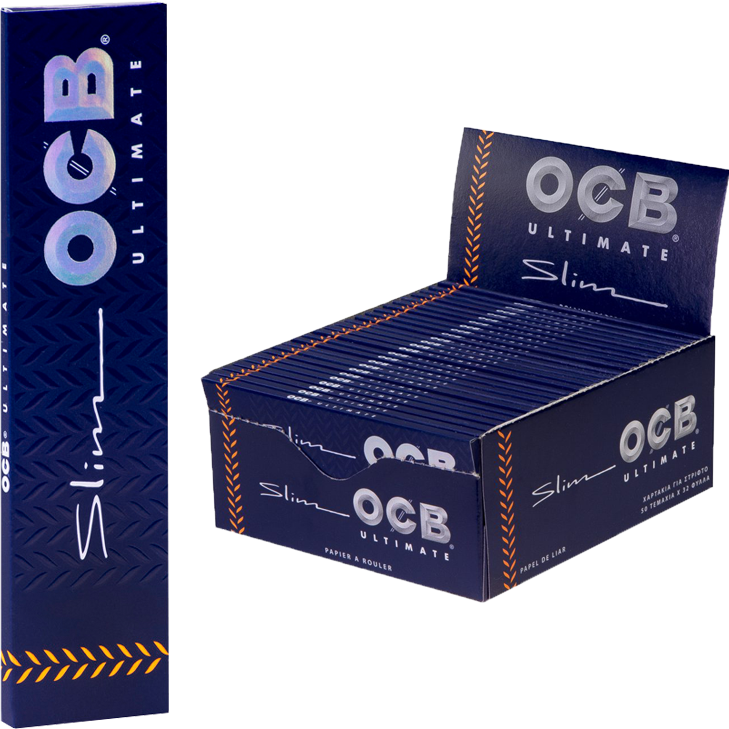 OCB Ultimate Long Slim 50 x 32 Blatt