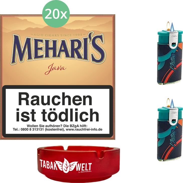 Mehari's Java 20 x 20 Stück